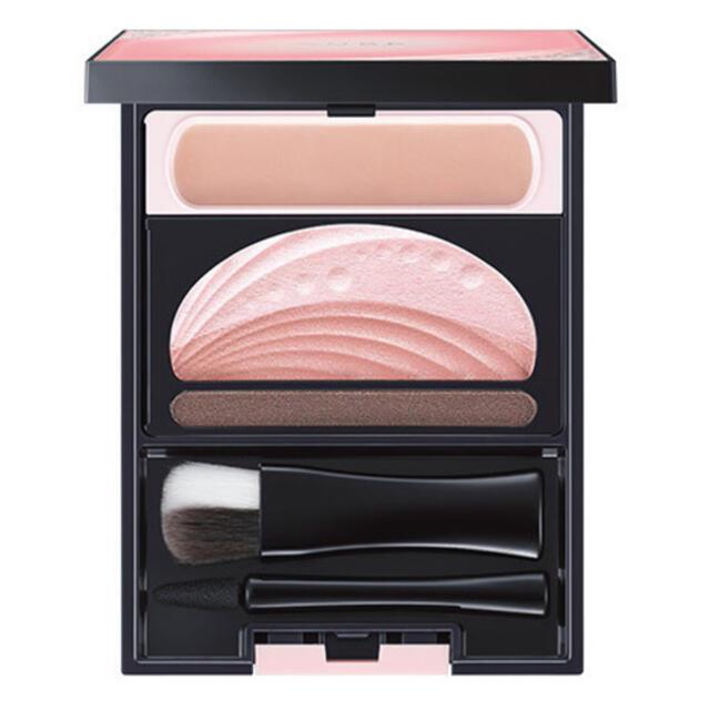 AUBE couture(オーブクチュール)のオーブ クチュール ブライトアップアイズ 532 ピンク系 コスメ/美容のベースメイク/化粧品(アイシャドウ)の商品写真
