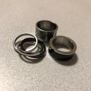 【最終値下げ!】メンズ リング 指輪(リング(指輪))