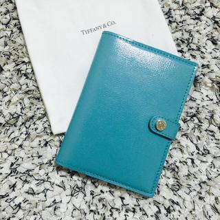 ティファニー(Tiffany & Co.)のTIFFANY♡パスポートケース(旅行用品)