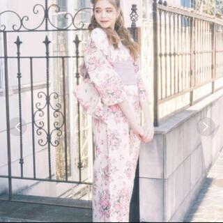 メゾンドフルール(Maison de FLEUR)のメゾンドフルール 浴衣(浴衣)