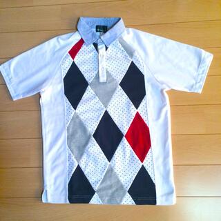 ティーケー(TK)のtk mixpice メンズM(ポロシャツ)