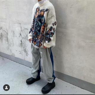 ブレス(BLESS)のBless ブレス over jogging pants(デニム/ジーンズ)