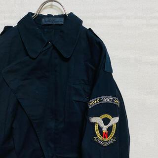 ビームス(BEAMS)の一点物 NOKO OHNO(ノコ・オーノ) セーラー ジャケット(ミリタリージャケット)