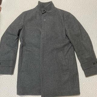 タケオキクチ(TAKEO KIKUCHI)のタケオキクチ スタンドカラー コート LL(ステンカラーコート)
