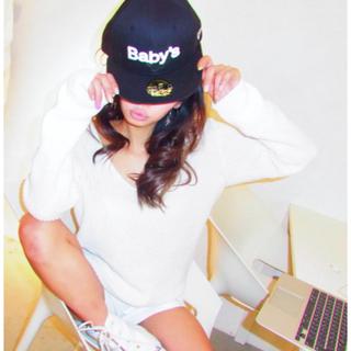 ジェイダ(GYDA)のNEWERA × GYDA Baby'sCAP(キャップ)