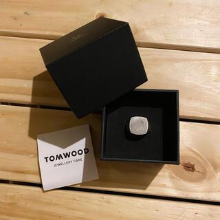 ユナイテッドアローズ(UNITED ARROWS)のTOM WOOD cushion polished ring(リング(指輪))