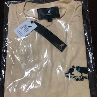 カンゴール(KANGOL)のKANGOL 牛沢コラボTシャツ(Tシャツ/カットソー(半袖/袖なし))