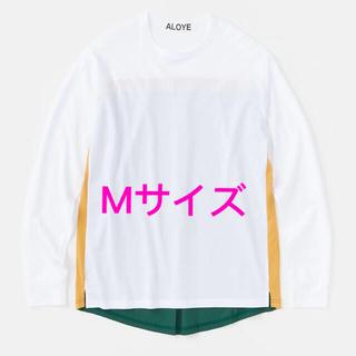 アロイ(ALOYE)のALOYE Shirt Fabrics Long Sleeve T-shirt(Tシャツ/カットソー(七分/長袖))
