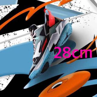 ファセッタズム(FACETASM)のFACETASM × NIKE JORDAN WHY NOT ZER0.4(スニーカー)