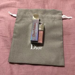 ディオール(Dior)の新品 ディオールマキシマイザーミニサイズ、巾着(リップグロス)