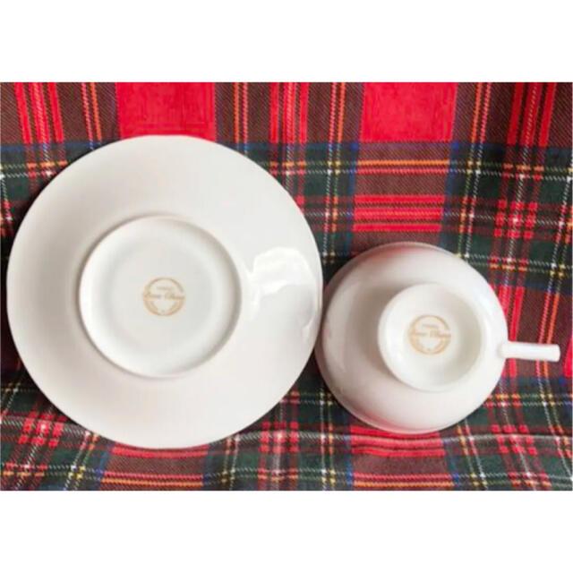 NIKKO(ニッコー)のニッコー カップ&ソーサー インテリア/住まい/日用品のキッチン/食器(食器)の商品写真