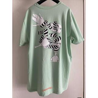 クロムハーツ(Chrome Hearts)の正規品新品クロムハーツ matty boy Tシャツ ミントグリーン XL(Tシャツ/カットソー(半袖/袖なし))