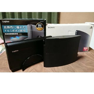 nasne - nasne 500gb nas用HDD2TB HDDケース
