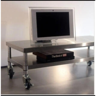 MUJI (無印良品) - BEAM-CA テレビ台 テレビボード 価格45000円 インダストリアル