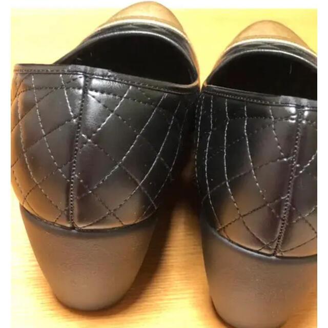 Re:getA(リゲッタ)のリゲッタ パンプス 黒 LL レディースの靴/シューズ(ハイヒール/パンプス)の商品写真