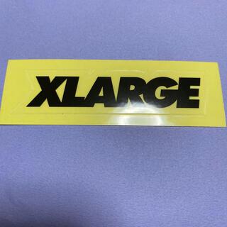 エクストララージ(XLARGE)のXLARGEロゴステッカー(その他)