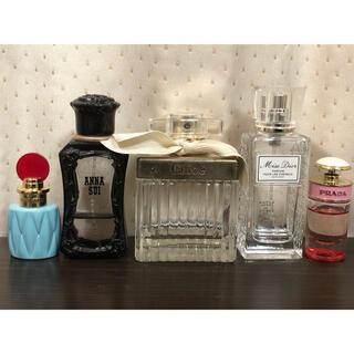 プラダ(PRADA)の香水 まとめ売り 5点セット(その他)