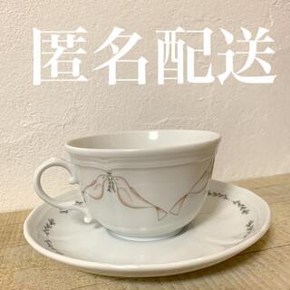 ミナペルホネン(mina perhonen)のリチャードジノリ×ミナペルホネン×パスザバトン カップ&ソーサー(グラス/カップ)