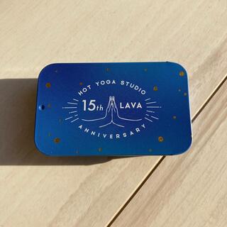 LAVA 水素タブレットケース 未使用(ヨガ)