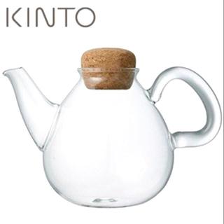 イデー(IDEE)の#17 KINTO ¥2,200 耐熱ガラス ティーポット 新品 期間限定販売(その他)