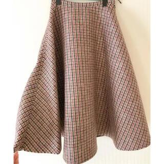 ヌメロヴェントゥーノ(N°21)の最終値下げ‼️ヌメロヴェンドゥーノ スカート(ひざ丈スカート)