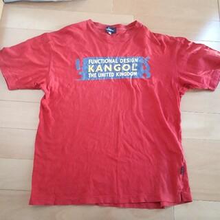 カンゴール(KANGOL)の【最終価格/訳あり品】Tシャツ L 半袖 カンゴール KANGOL(Tシャツ/カットソー(半袖/袖なし))