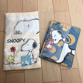 スヌーピー(SNOOPY)の【新品未開封】SNOOPYタオルセット(キャラクターグッズ)
