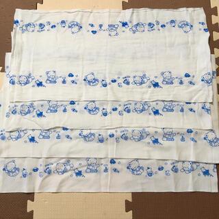ニシマツヤ(西松屋)の袋縫い 布おむつ 4枚 (布おむつ)