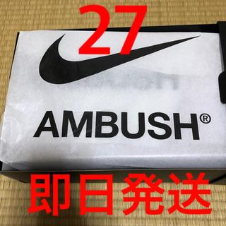 """AMBUSH X NIKE DUNK HIGH """"ACTIVE FUCHSIA(スニーカー)"""