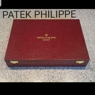 『PATEK PHILIPPE』純正スペシャルボックス ウォッチ&ジュエリー