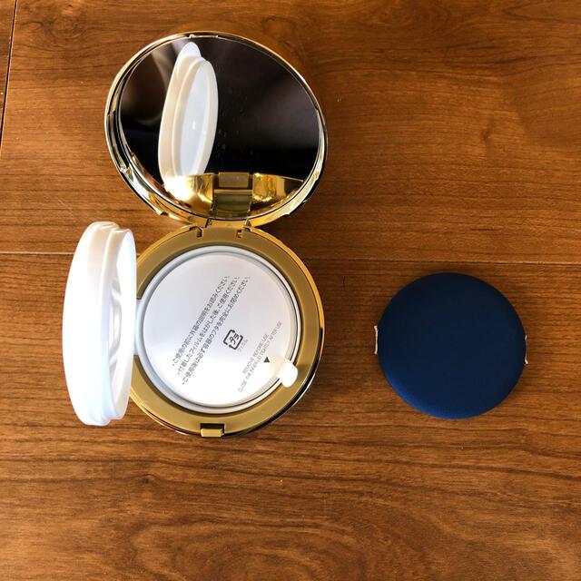 THE FACE SHOP(ザフェイスショップ)のザフェイスショップ CCインテンス カバークッションEX 専用パフ3個付き コスメ/美容のベースメイク/化粧品(ファンデーション)の商品写真