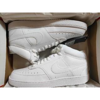 ナイキ(NIKE)の【送料無料】Nike Court Vision Mid SL 28.0cm(スニーカー)