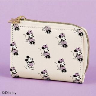 ディズニー(Disney)のsweet スイート 2月号 付録ハッピーを呼び込む開運ミニウォレット(財布)