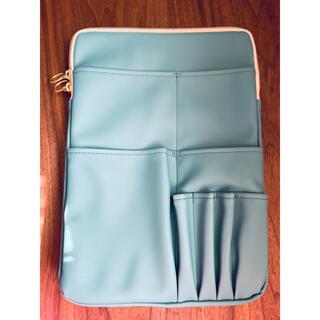 コクヨ(コクヨ)のバッグインバッグ ブルー A4サイズ 縦 (ビジネスバッグ)