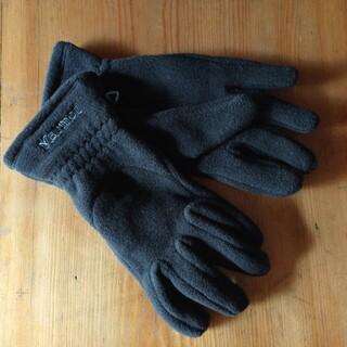マーモット(MARMOT)のフリース手袋 メンズL(手袋)