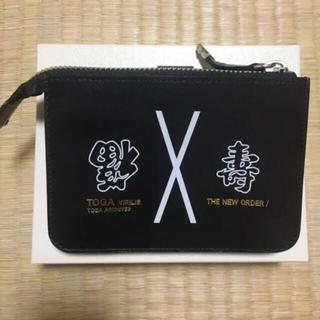 トーガ(TOGA)のTOGA × THE NEW ORDER magazine コラボ財布(財布)
