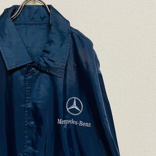 ビーエムダブリュー(BMW)の一点物 非売品 メルセデス・ベンツ ナイロン ジャケット(ナイロンジャケット)