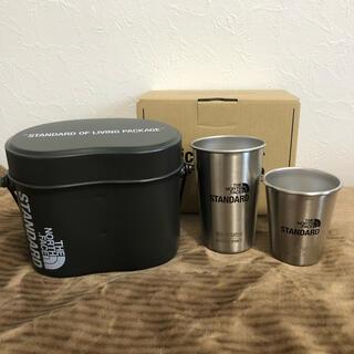 ザノースフェイス(THE NORTH FACE)の新品未使用 ノースフェイス スタンダード ライスクッカー パイントカップ (調理器具)