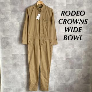 ロデオクラウンズ(RODEO CROWNS)のRCWB オーバーオール つなぎ サロペット(サロペット/オーバーオール)