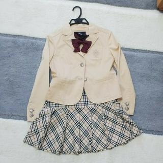 バーバリー(BURBERRY)のBURBERRY 卒業式 ジャケット&スカート  女の子 150(セット/コーデ)