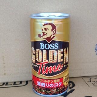 サントリー(サントリー)のサントリー BOSSゴールデンタイム 185缶 60本(コーヒー)