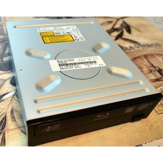 エルジーエレクトロニクス(LG Electronics)のBlu-Ray ドライブ PC内蔵用 LG BH12NS38(PC周辺機器)