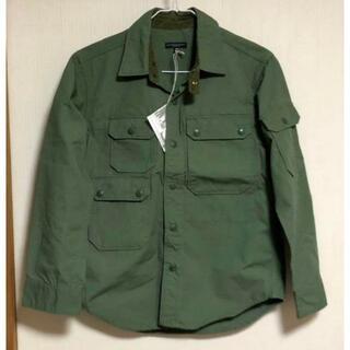 エンジニアードガーメンツ(Engineered Garments)のエンジニアド ガーメンツ コットンナイロンリップストップ CPOシャツジャケット(ミリタリージャケット)