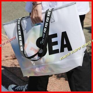 シー(SEA)のWIND AND SEA TOTE BAG トート バッグ(トートバッグ)
