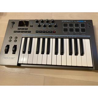 nekter impact LX25+ midiキーボード(MIDIコントローラー)
