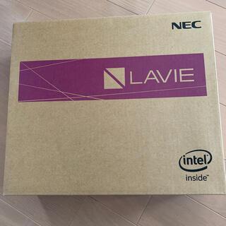 エヌイーシー(NEC)のNEC 2020春モデル 軽量モバイルノートPC(ノートPC)