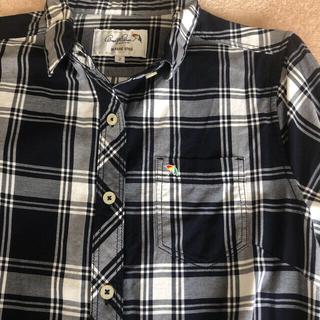 アーノルドパーマー(Arnold Palmer)のアーノルドパーマー チェックシャツ ワンピース(ひざ丈ワンピース)