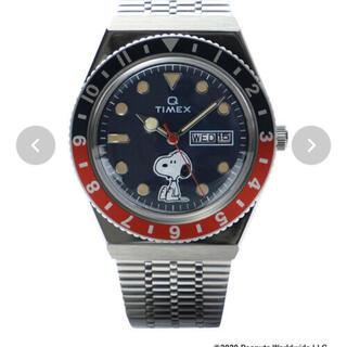 タイメックス(TIMEX)の国内購入☆Timタイメックス Peanuts ピーナッツ スヌーピー(腕時計(アナログ))