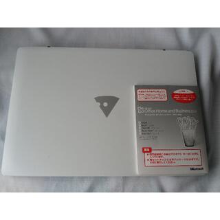 美品!快速!白いマウス SSD240GB+OFFICE(ノートPC)