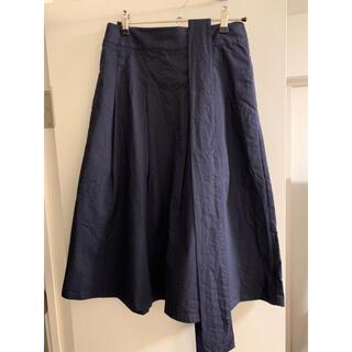 アーペーセー(A.P.C)のA.P.C. 膝丈スカート 36(ひざ丈スカート)
